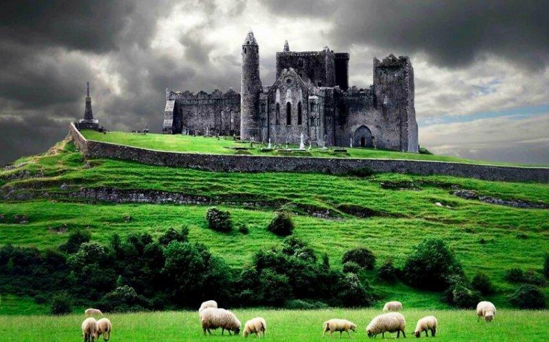 Язык дублин, интересно, ирландия, пабы, пейзажи, пиво, факты