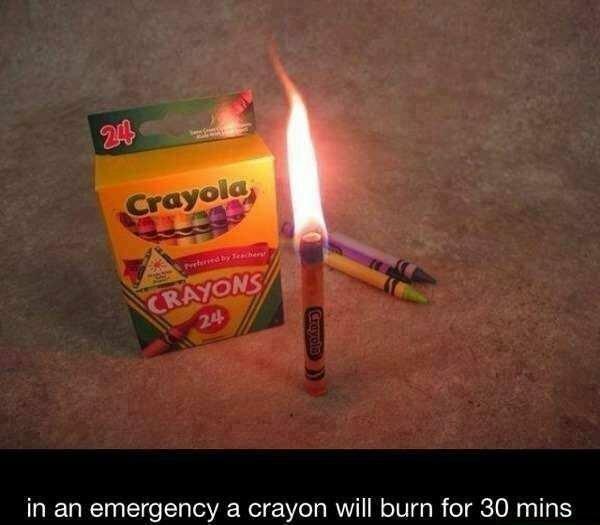"""""""Их действительно можно использовать вместо свечей!"""""""