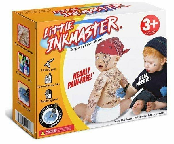 Просто набор татумастер для детей