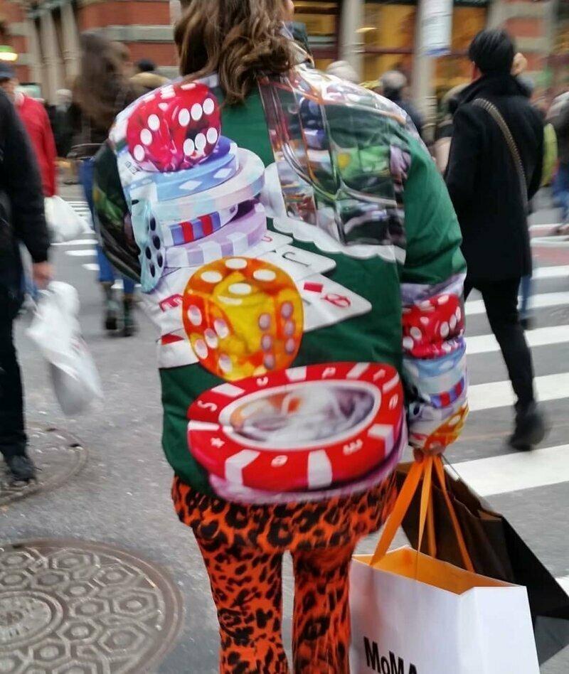 Сам себе стилист: модники Нью-Йорка без комплексов