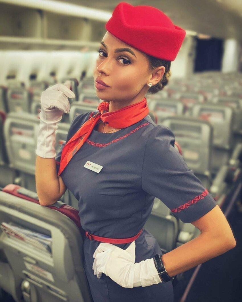 фото веселых стюардесс - 5