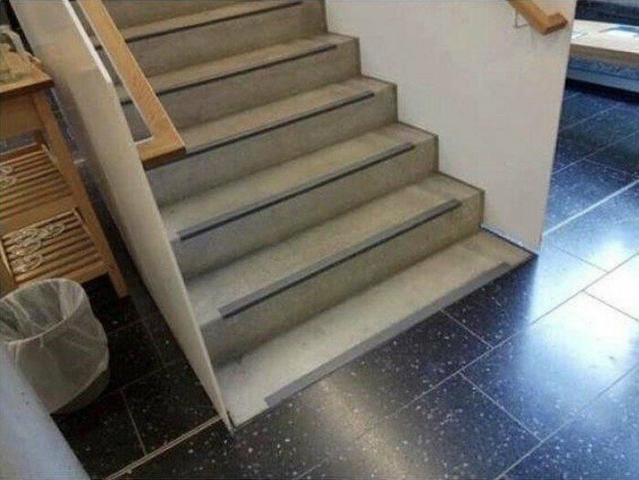 Типичная лестница программиста