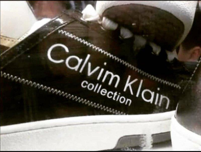 Настоящие герои носят только Calvim Klain