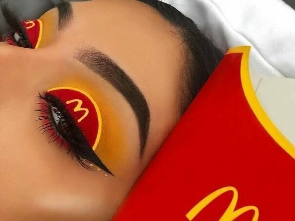 "Я люблю ""Макдоналдс""!"