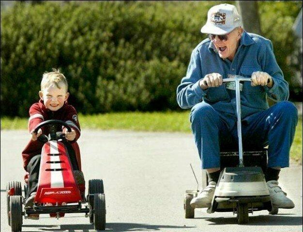 Почему в старости время течёт быстрее, чем в детстве?