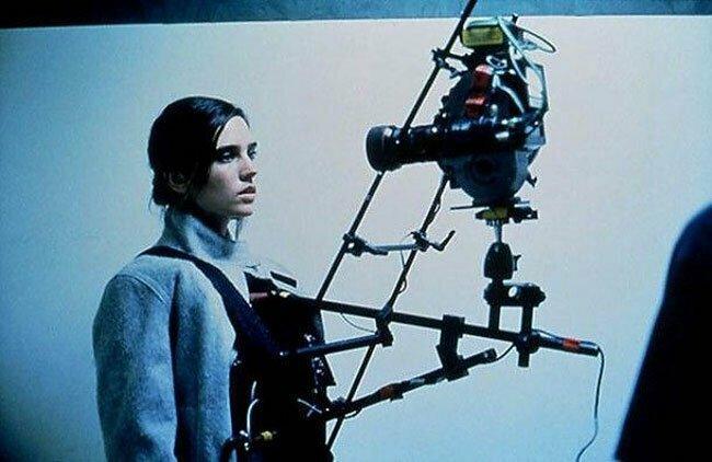"""""""Реквием по мечте"""", Дженнифер Коннелли перед камерой"""