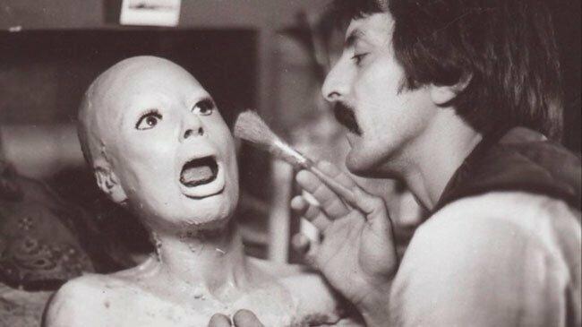 """""""Пятница, 13-е"""" (1980) актер, за кадром, кино, площадка, съемка, фильм, фотография"""