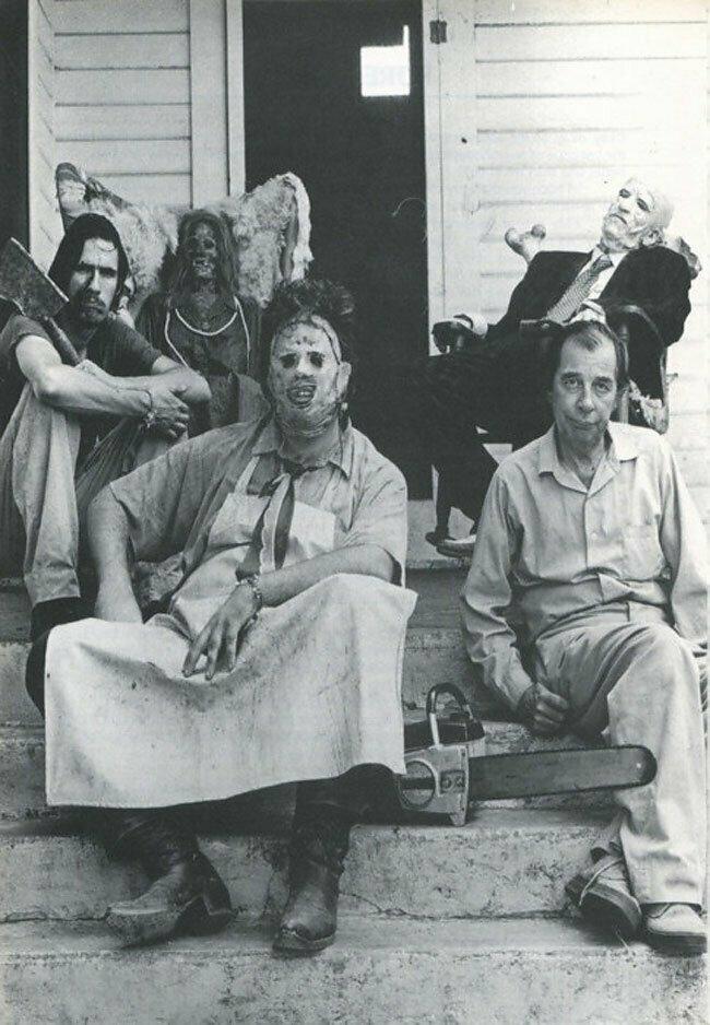 """""""Техасская резня бензопилой"""" (1974)"""