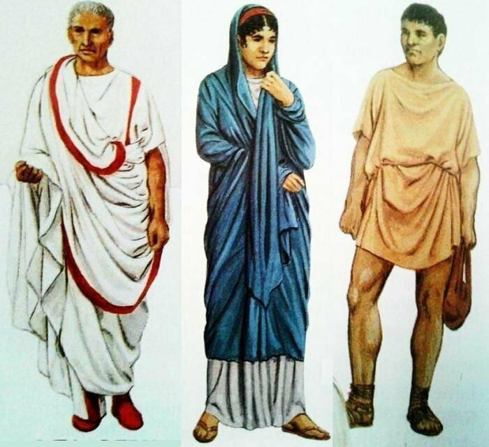 Тоги гладиаторы, древний рим, заблуждение, интересно, история, мифы, плебеи, факт