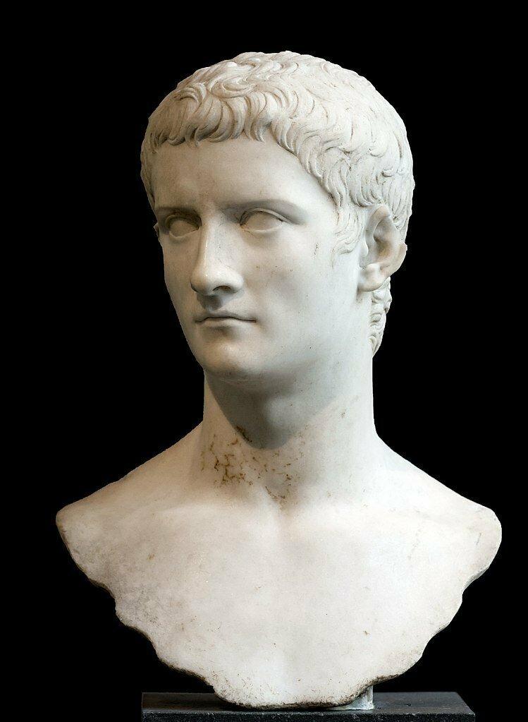 Калигула и лошадь гладиаторы, древний рим, заблуждение, интересно, история, мифы, плебеи, факт