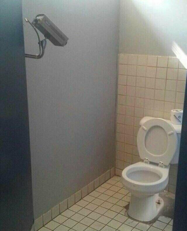 Туалеты в учебных заведениях во время проведения ЕГЭ