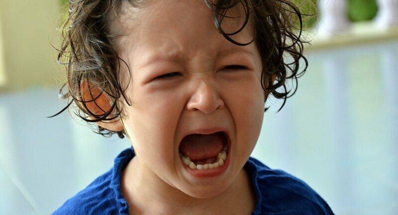 Поддайтесь на детское нытье один раз - и вы будете слушать его каждый день