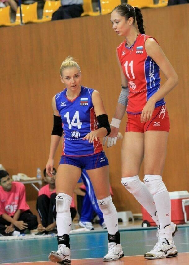 Екатерина Гамова - 202 см