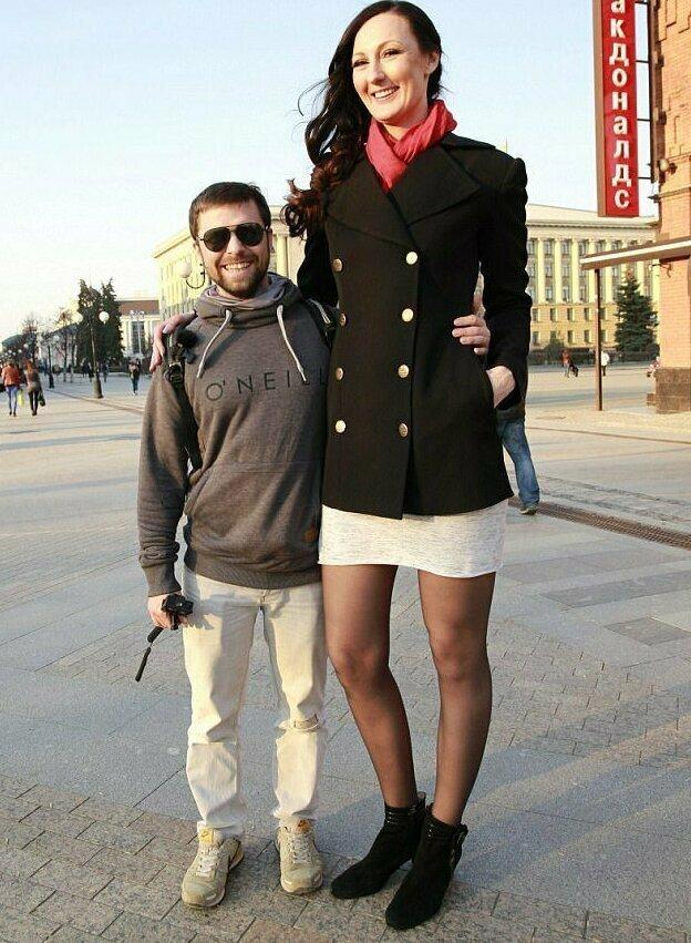 Екатерина Лисина - 210 см