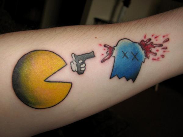 Психоделические татуировки