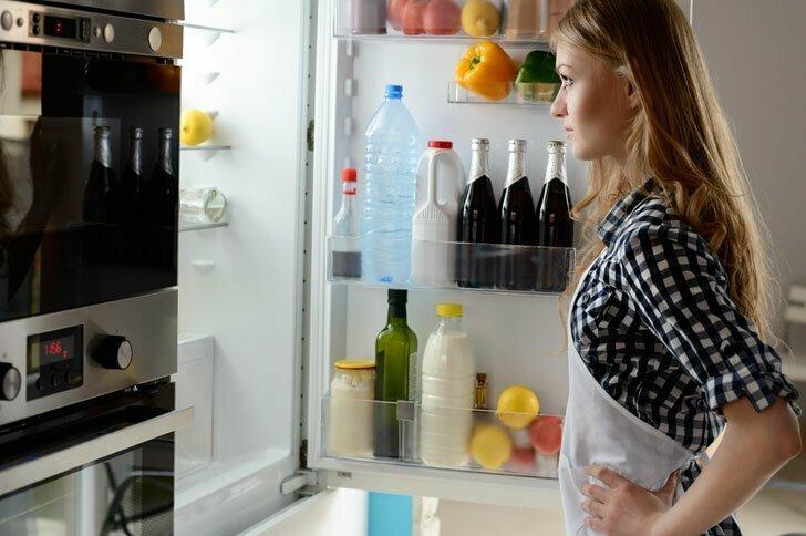 """""""Когда мне скучно, я открываю холодильник"""""""