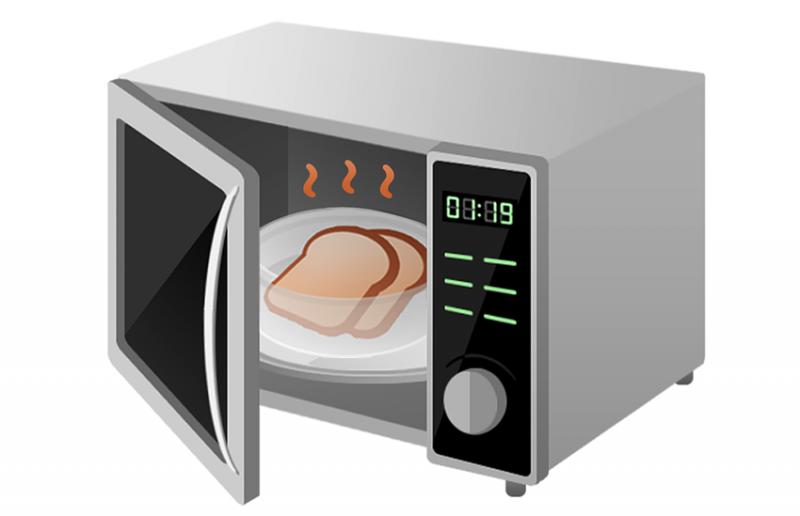 """""""Я всегда выключаю микроволновую печь за секуну до окончания ее работы"""""""