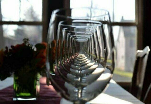 Бокалы в бокалах