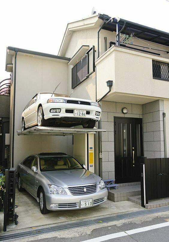 Вы тоже испытываете проблемы с парковкой?