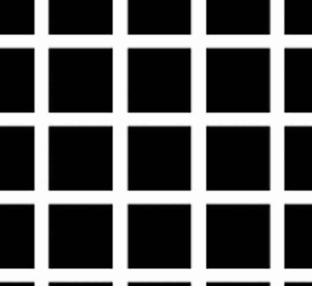 Решетка Германа весь мир обман, иные миры, необычно, неожиданно, оптические иллюзии, поразительно, странно. удивительно, удивительное рядом