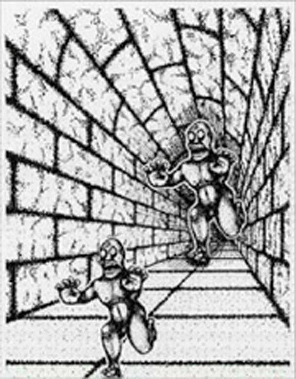 Иллюзия монстров
