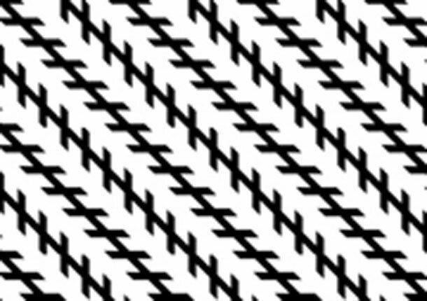 Иллюзия Цоллнера