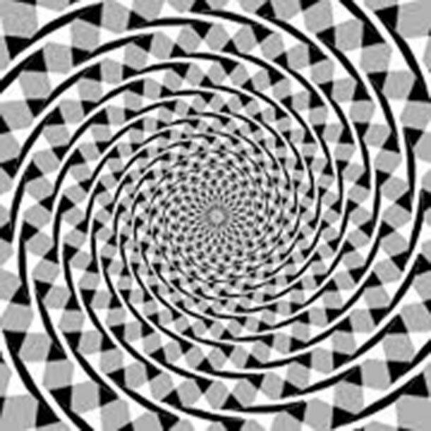 Спираль Фрейзера весь мир обман, иные миры, необычно, неожиданно, оптические иллюзии, поразительно, странно. удивительно, удивительное рядом