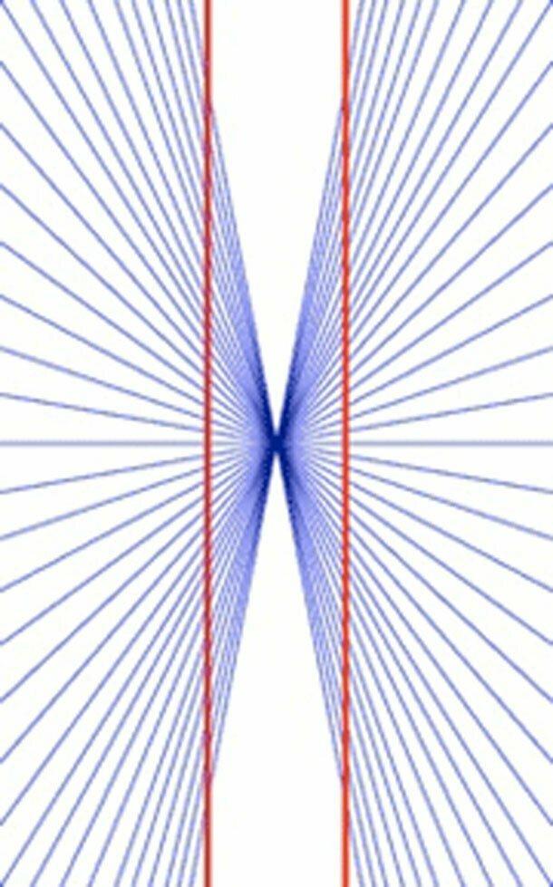 Иллюзия Геринга весь мир обман, иные миры, необычно, неожиданно, оптические иллюзии, поразительно, странно. удивительно, удивительное рядом
