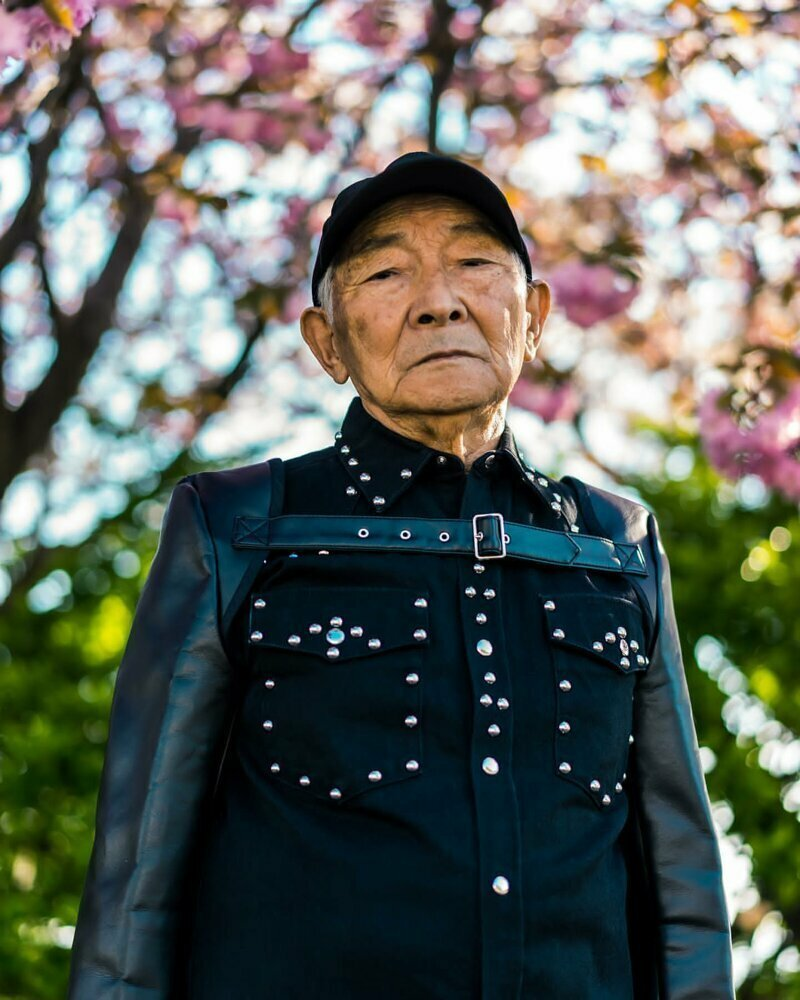 Чтобы стать звездой Instagram'а нужно всего лишь быть модным 84-летним дедушкой