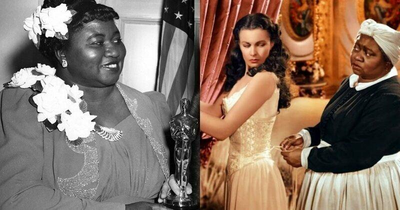 """Первая афроамериканская актриса, получившая """"Оскар"""", на церемонии награждения не имела права сидеть рядом с белыми актёрами актёры, голливуд, звёзды, кембербэтч, кино, уиллис, факты"""