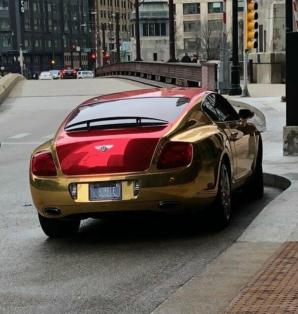 """""""Скромняга"""" автомобильное, водители, водители ада, дорожное, на дороге, необычные автомобили, странные автомобили, юмор"""