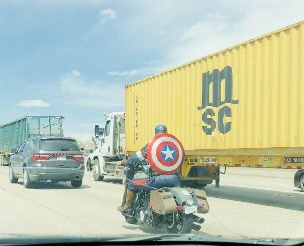 Сегодня на дорогах супербезопасно автомобильное, водители, водители ада, дорожное, на дороге, необычные автомобили, странные автомобили, юмор