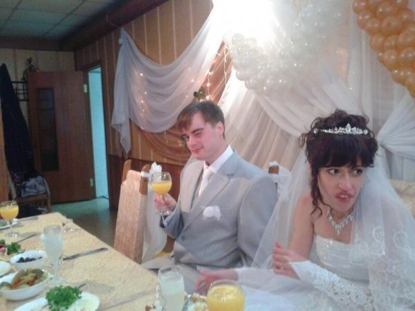 Деревенская свадьба, бессмысленная и беспощадная