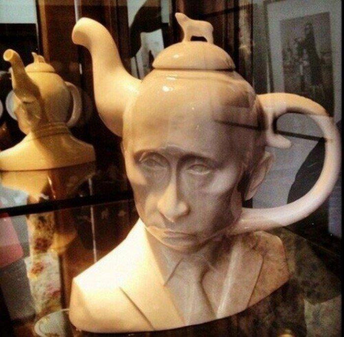 Ну какой он чайник?