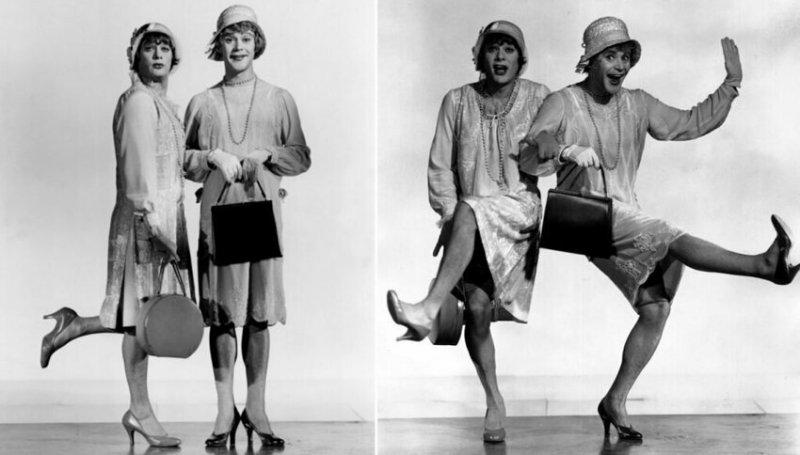 """История создания хита 1959 года """"В джазе только девушки"""""""