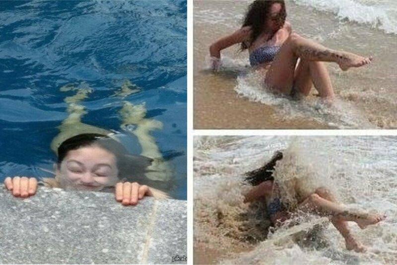 У воды фото получаются особенно удачными!
