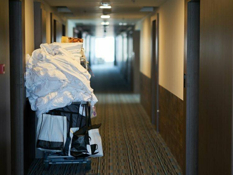 """Элементарные правила поведения в отелях, за которые горничные скажут вам """"спасибо"""""""