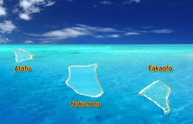 Токелау - три острова коммунизма и солнечных батарей