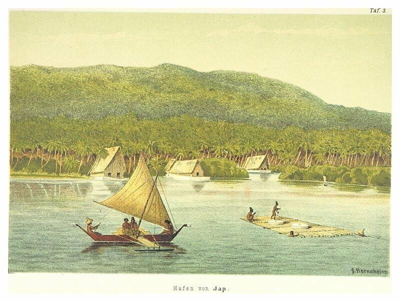 Специфические острова с уникальной историей