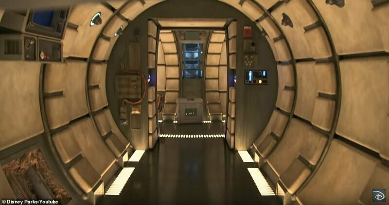 Звездные войны обзавелись собственной мини-вселенной в Диснейленде star wars, аттракцион, в мире, диснейленд, звездные войны, новости, парк аттракционов, развлечения