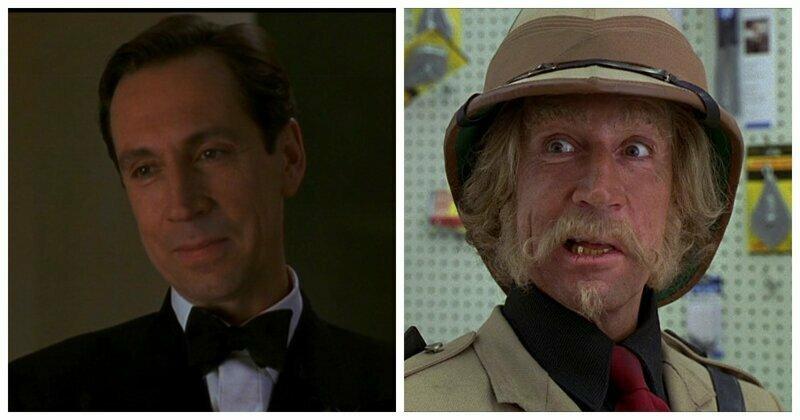 Джонатан Хайд актёры, в одном фильме, джонни депп, кино, назад в будущее, несколько ролей, том хэнкс