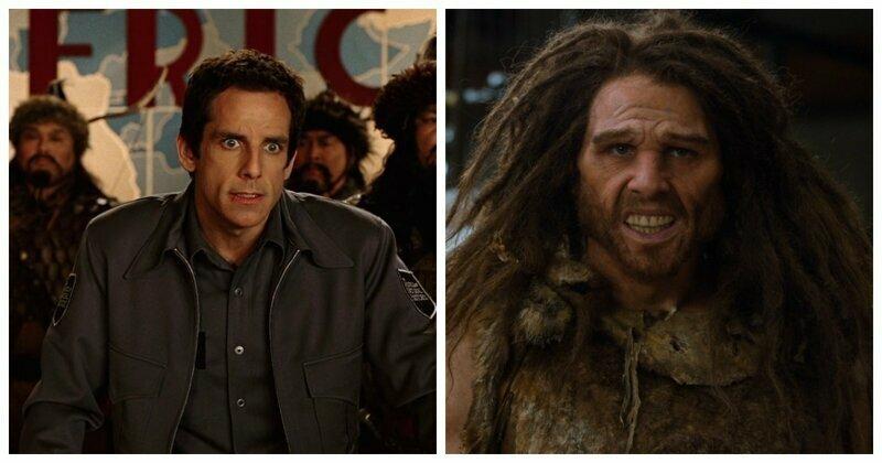 Бен Стиллер актёры, в одном фильме, джонни депп, кино, назад в будущее, несколько ролей, том хэнкс