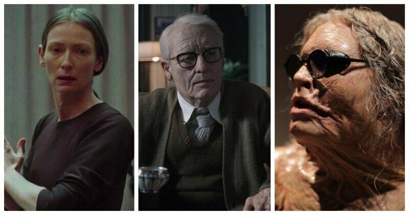 Тильда Суинтон актёры, в одном фильме, джонни депп, кино, назад в будущее, несколько ролей, том хэнкс