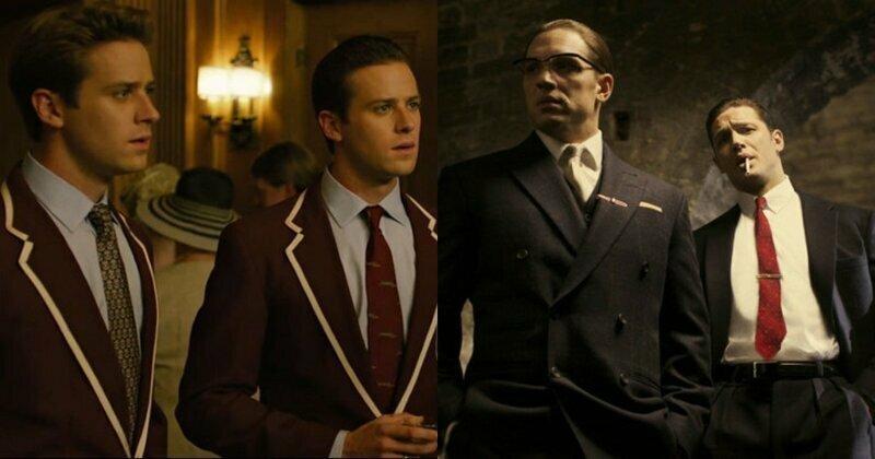 Близнецы-братья актёры, в одном фильме, джонни депп, кино, назад в будущее, несколько ролей, том хэнкс