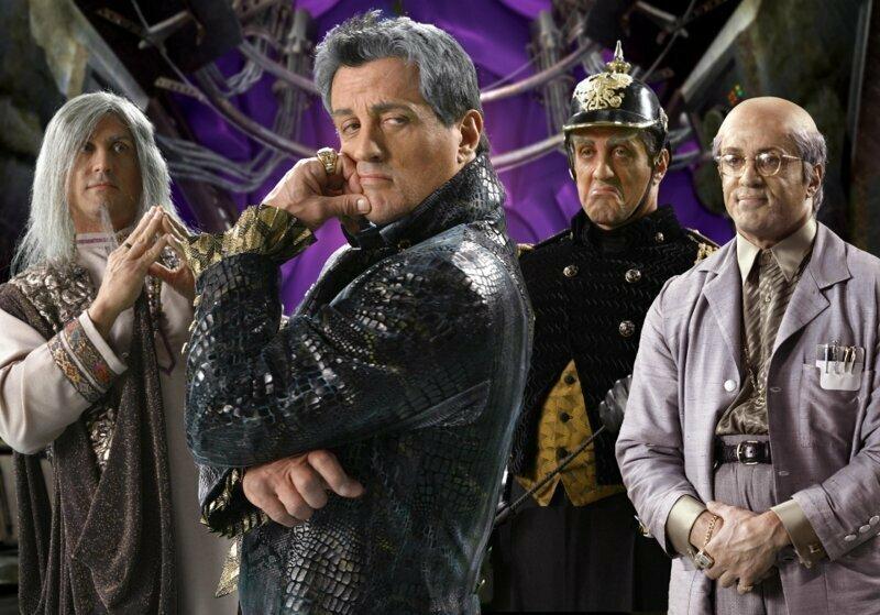 Сильвестр Сталлоне актёры, в одном фильме, джонни депп, кино, назад в будущее, несколько ролей, том хэнкс
