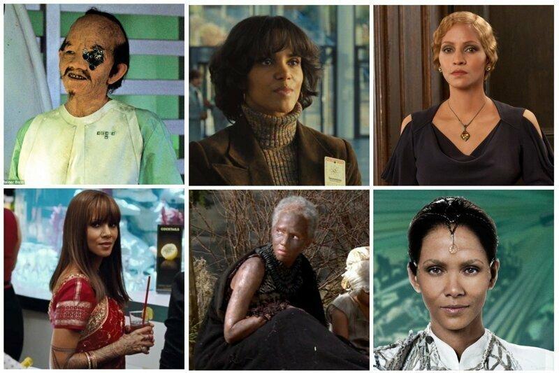 Холли Бэрри актёры, в одном фильме, джонни депп, кино, назад в будущее, несколько ролей, том хэнкс