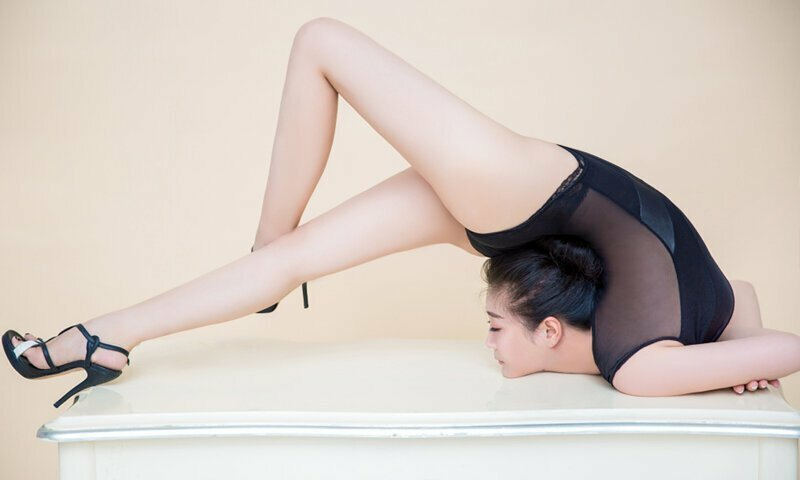 Ну очень гибкие женщины! гибкость. гимнастки, женщина-каучук, интересное, надо же такое