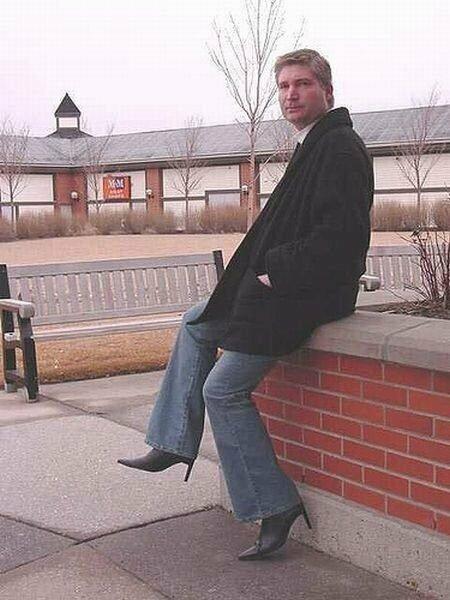 Только не говорите, что туфли на каблуке — это удобно