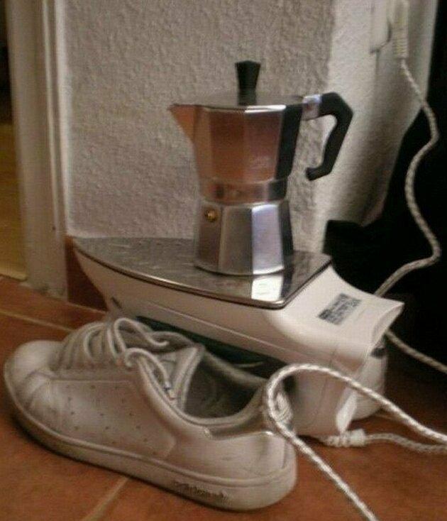 Кофеёчку?