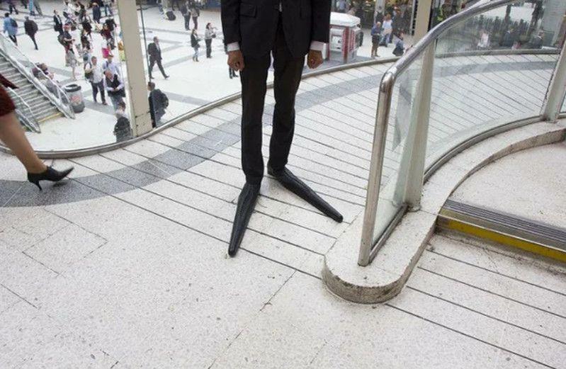 Обувь - лицо человека